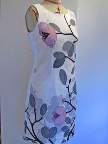 rak klänning dam