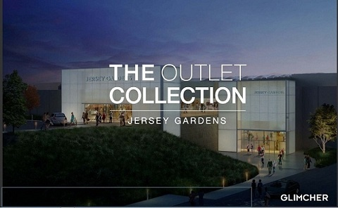 12 best images about the new look mall renovation - The outlet collection jersey gardens ...