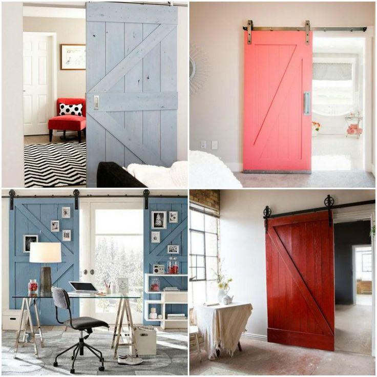 M s de 25 ideas incre bles sobre puertas de granero en for Puertas correderas estilo granero