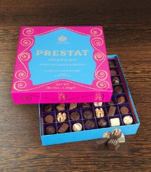PRESTAT Luxury Chocolates