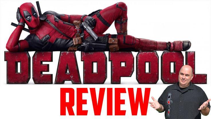 Deadpool Movie Review (Ryan Reynolds TJ Miller and Ed Skrein)