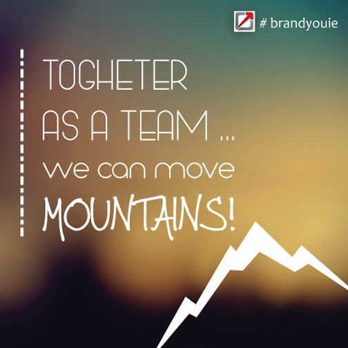 Teamwork: the right team is key to build a successful business.    It has taken us quite some time to find the right people. We have had many setbacks, but the skill is not to let it affect the business and keep moving forward.    https://brandyou.ie/2015/04/20/teamwork-the-right-team-with-the-same-vision-is-key-to-build-a-successful-business/