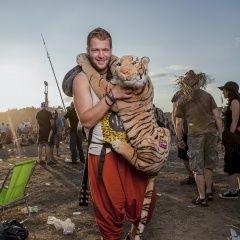 zdjęcie z tygryskiem