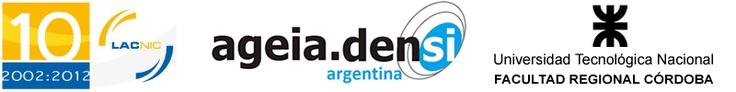 Universidad Tecnológica Nacional - Facultad Regional Córdoba - Argentina, LACNIC y AGEIA DENSI  Argentina , invitan a  la comunidad a participar del IPv6 4LAC Jornada Taller y Simposio a realizarse los próximos 13 y 14 de Septiembre 2012.  Más información:    http://www.ageiadensi.org/?page_id=799