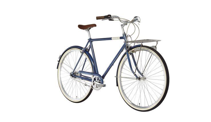 Creme Caferacer Solo Stadsfiets blauw I Voordelig kopen bij Bikester