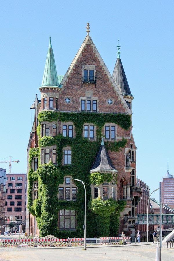 Hamburg, Nemecko.