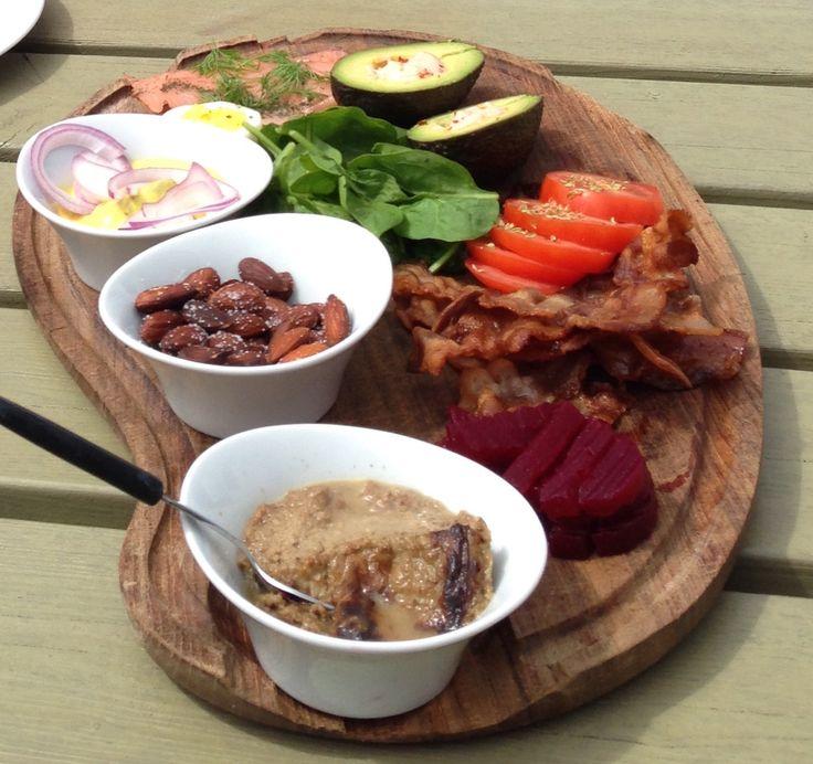 Frokost på Glædegården