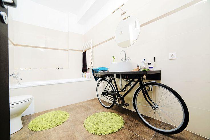 Garsonieră transformată în apartament cu două camere 5