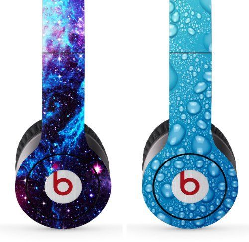 Skin Kit 2 Design Set for Solo / Solo Hd Beats By Dr. Dre - ...,