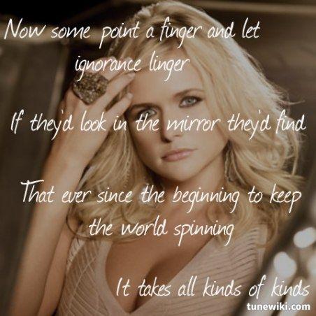 17 Best ideas about Miranda Lambert Lyrics on Pinterest ...