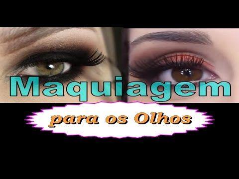Assista esta dica sobre Maquiagem para Olhos - Como se Maquiar e Ficar Linda ? e muitas outras dicas de maquiagem no nosso vlog Dicas de Maquiagem.