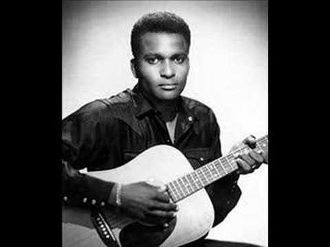 THE SNAKES CRAWL AT NIGHT by CHARLEY PRIDE- I remember... riding in back of the station wagon with my mom going to pick up my step at work to this song.. she would blast it! lol
