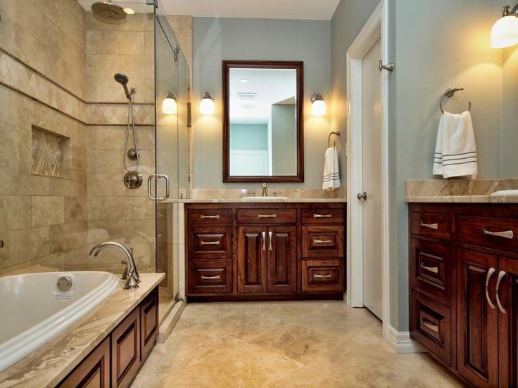 23 best bathrooms images on Pinterest Bathroom ideas, Master - traditional bathroom ideas