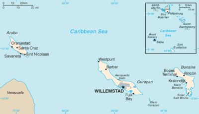 Netherlands Antilles - Wikipedia, the free encyclopedia