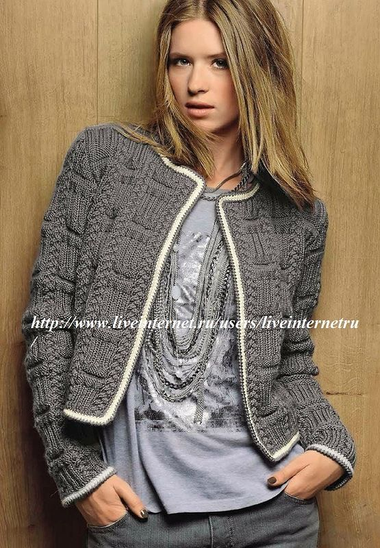 Knitted sweaters fishnet (1 of mailing) - knit network - CREATIVE HANDS…
