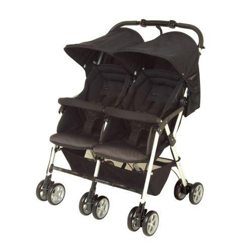 Combi Прогулочная коляска для двойни Spazio Duo