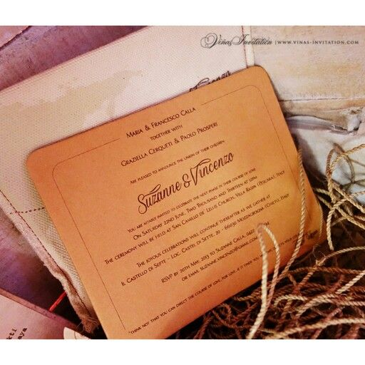 Vinas invitation. Vintage and retro. Vintage invitation . Retro invitation. Indonesia wedding theme . Sydney wedding. . Any question please visit us at website www.vinas-invitation.com . Courtesy of Suzanne and Vincenzo