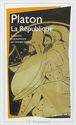 La République: Amazon.ca: PLATON: Books
