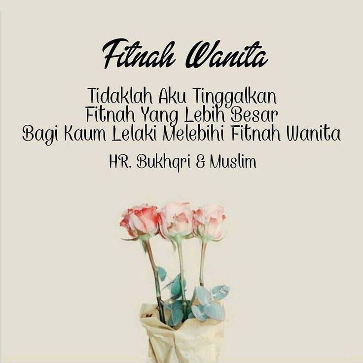 Follow @NasihatSahabatCom http://nasihatsahabat.com #nasihatsahabat #mutiarasunnah #motivasiIslami #petuahulama #hadist #hadits #nasihatulama #fatwaulama #akhlak #akhlaq #sunnah #aqidah #akidah #salafiyah #Muslimah #adabIslami #ManhajSalaf #Alhaq #dakwahsunnah #Islam #ahlussunnah #tauhid #dakwahtauhid #Alquran #kajiansunnah #salafy #DakwahSalaf #Kajiansalaf #fitnahterbesarkaumlelaki #wanita #fitnahwanita #wanitaterbaik #fitnahperempuan #perempuan