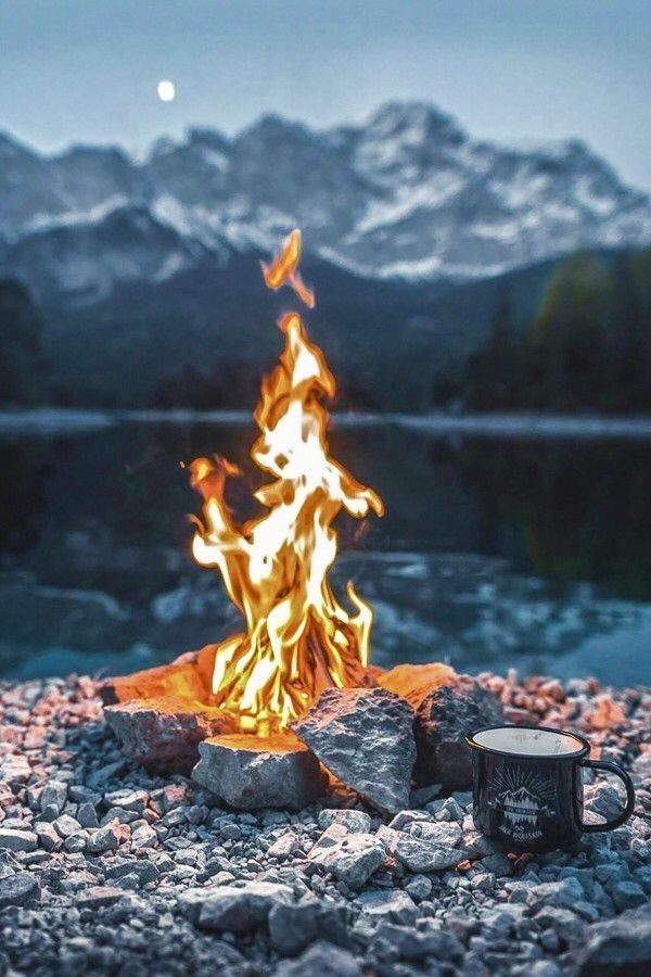 Daily Afternoon Randomness 49 Photos Fire Photography Camping Wallpaper Camping Photography