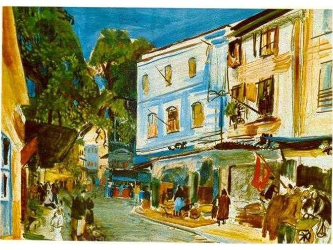 Bedri Rahmi Eyüpoğlu 1911-1975