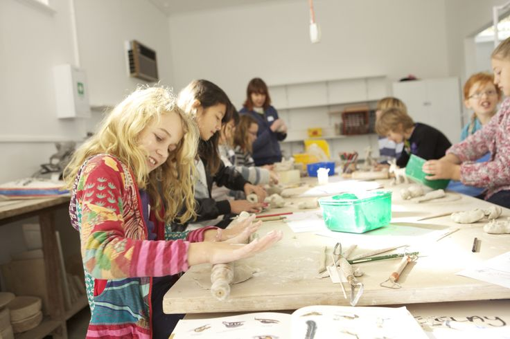 Kids clay classes