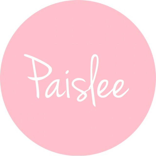 Paislee - love this spelling of a cute baby girl name :)