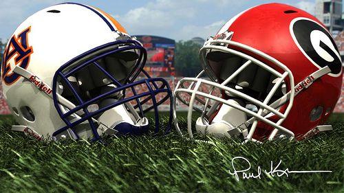 Deep South's Oldest Rivalry (Auburn vs Georgia) -- by pj_kruse, via Flickr