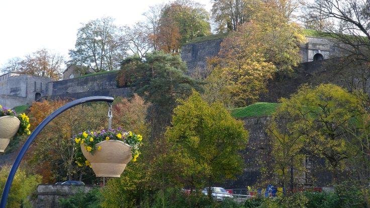 SityTrail :: Randonnée - Marche - La balade des quais à Namur, Namur, Belgique SityGuide