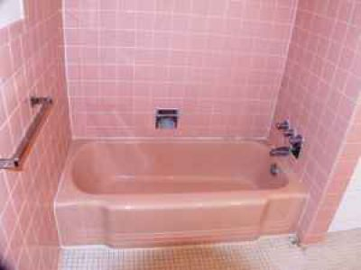 pictures of bathrooms with tile 17 best ideas about pink bathtub on awesome 23984