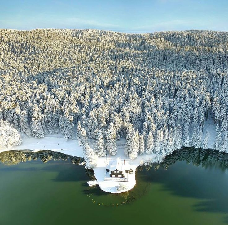 BoluGölcük Turkey - Lake house