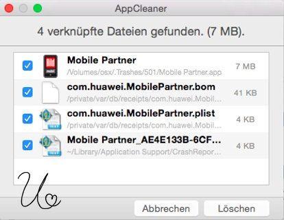 https://flic.kr/p/xd9Q9o | MacUnterricht Ulrike John AppCleaner installieren | ... AppCleaner installieren - dann kann man mit cmd und Rückschritt Taste Apps vom Mac (10.10.5) löschen.