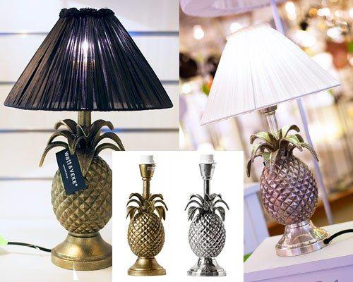 Honolulu. Trendig och snygg bordslampa från Watt & Veke. Finns i många olika färger.  http://www.lampan.se/sv/articles/2.84.6461/wattveke-honolulu-stal-lampfot