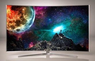 Samsung SUHD TV's krijgen quantum dot technologie