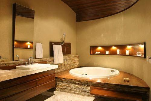 Cansei De Ser Pop: Decoração - Banheiros luxuosos