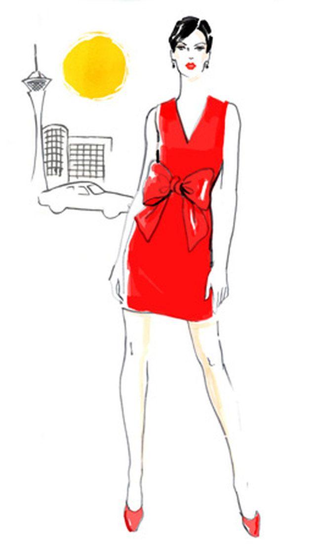 fashion l by Fashion Illustratior | fashion illustrations Alcine Perryman-burow