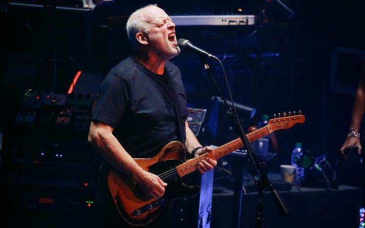 David Gilmour Tour Dates - David Gilmour World Tour Dates 2016