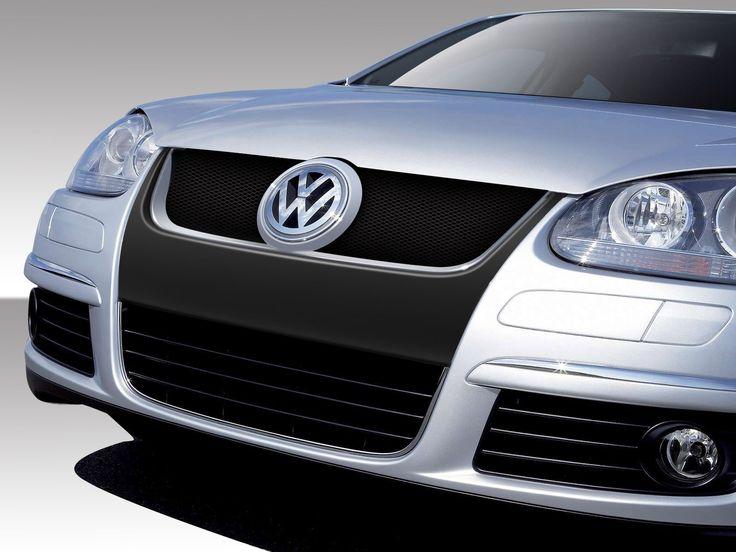 2005-2010 Volkswagen Jetta GLI 2006-2009 Golf GTI Duraflex CR-C Grille - 1 Piece
