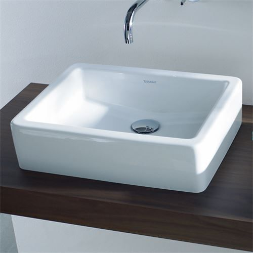 Duravit 04555000001 Vero 19 5 8 Washbasin