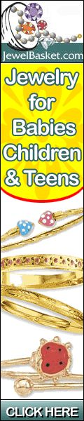 Children's, Baby and Teen Jewelry