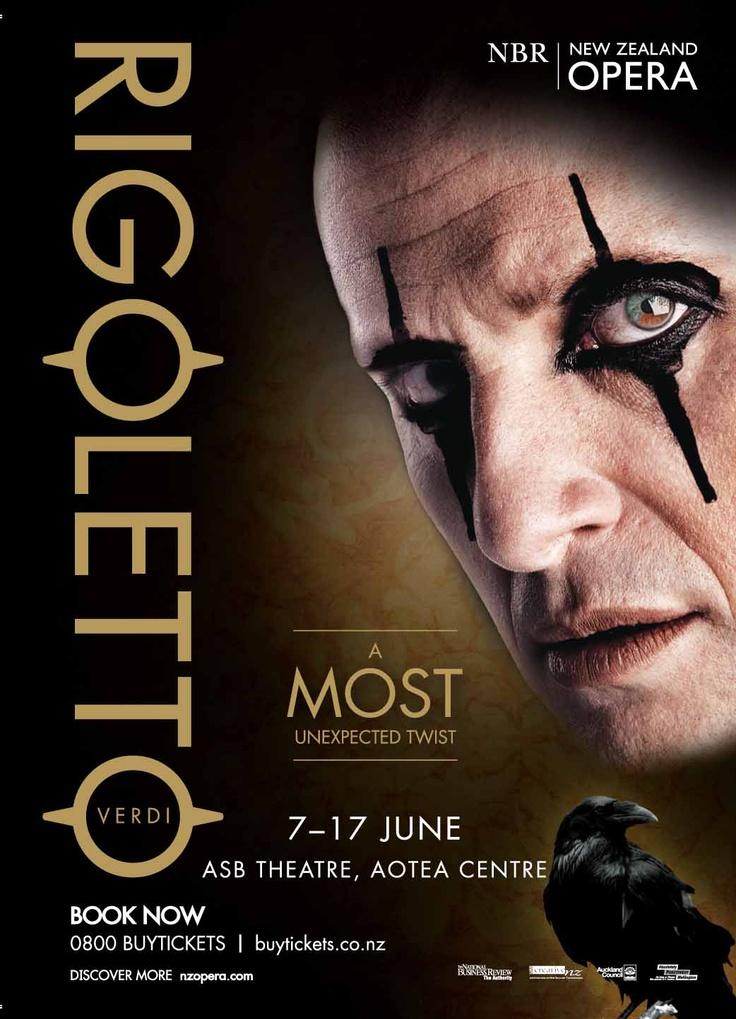 Rigoletto NZ Opera
