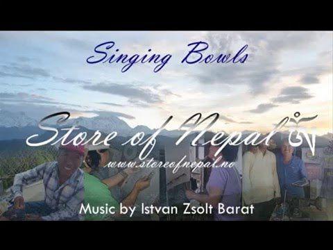 Singingbowl from storeofnepal video by István Zsolt Barát