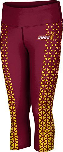 ProSphere Womens Armstrong State University Geometric Capri Length Tight * Be sure to check out this awesome product.(This is an Amazon affiliate link and I receive a commission for the sales)