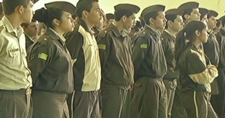 Escolas militares se destacam entre as 30 melhores do país no Ideb