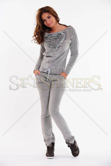 Set Sport MissQ Sweet Love Grey