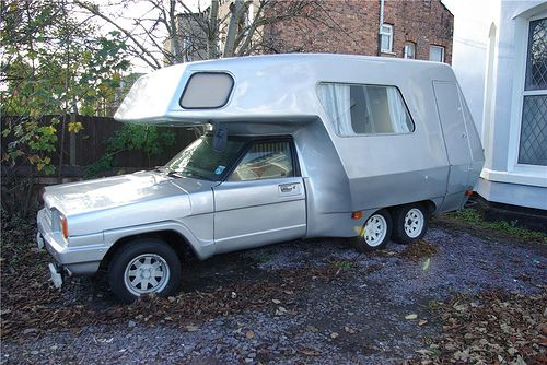 starcraft 6 wheel kit car camper to swap retro rides motorhome campers caravan. Black Bedroom Furniture Sets. Home Design Ideas