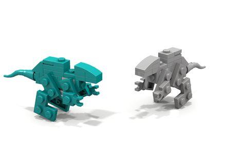 lego micro steampunk - Google Search