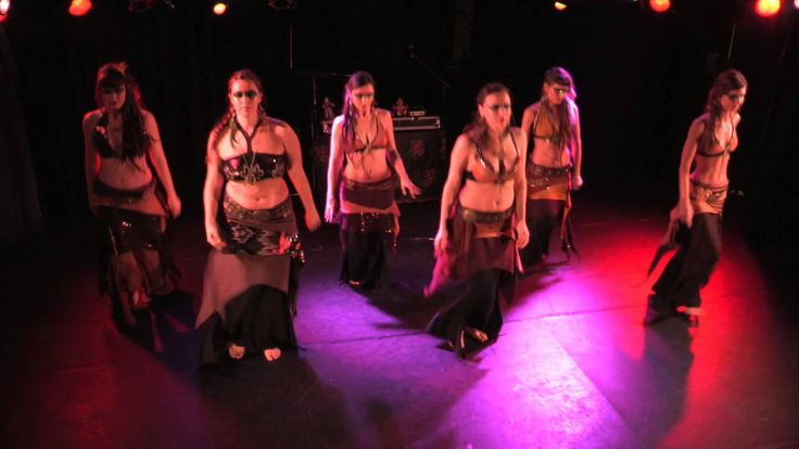 CIE MARABYLIANE - Before World-Fusion Lab' - BellyFusions 2014