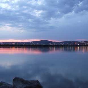 Lake Velence, Hungary