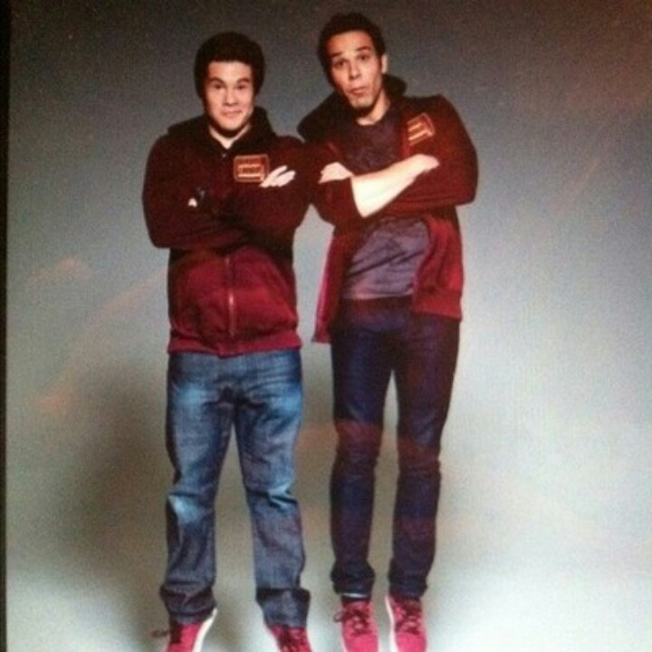 Adam DeVine and Skylar Astin. Does it get any better?